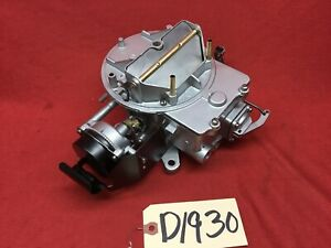 Rebuilt Autolite 2100 2 Barrel Carburetor 1 14 289 Ci Manual 1965 Ford Mustang