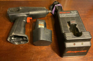 Snap On Ctc300 9 6 14 4v Charger 3 8 Drive Impact Ct30 Battery For Parts