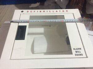 Potter Roemer Fire Protection Basic Phllips Defibrillator Cabinet 989803136531
