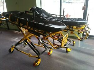 Stryker Power Pro 6500 Xt W Xps Bariatric Ambulance Stretcher Cot Ems Emt