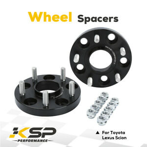 20mm 5x114 3 Hubcentric Wheel Spacers M12x1 5 Fit Lexus Es300 1992 2019 Tacoma
