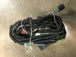 Boss Snow Plows Light Control Harness Vehicle Only 116lg Msc03742