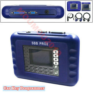 V48 99 Sbb Pro2 Key Programmer Tool No Token Limitated Fit For Ford Fiat Dodge