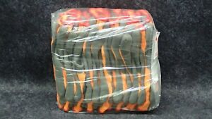 Showa Atlas 454 Large Insulated Gloves 1 Dozen Orange Acrylic Latex Polyester