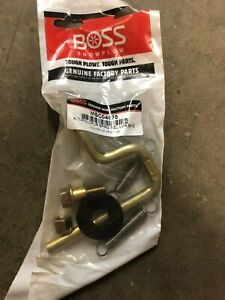 Boss Snow Plows Spring Release Lever Coupler Pin Kit Msc04676