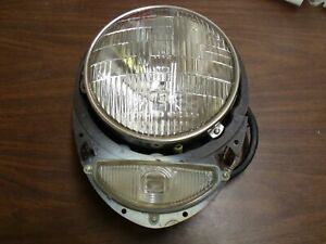 Studebaker Headlight Assembly With Parking Lens For 1952 Cars Less H l Rim