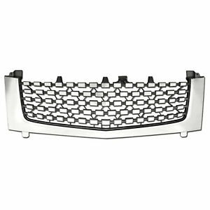 Replacement Grille For 2002 06 Cadillac Escalade chrome Dna Style Premium Fx