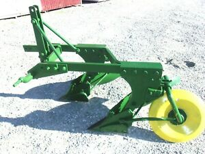 Used John Deere 2 14 Inch Turning Plow 3 Pt free 1000 Mile Delivery From Ky