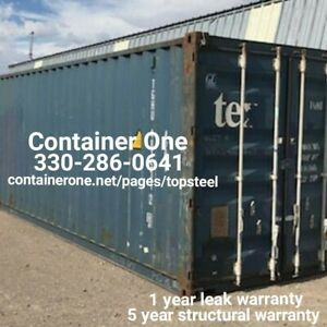 20 And 40 Steel Conex Storage Shipping Containers In Houston Tx