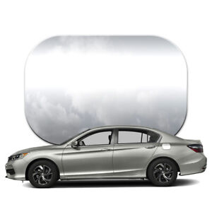 Stainless Gas Door Covers Fits 2013 2019 Honda Accord By Brighter Design
