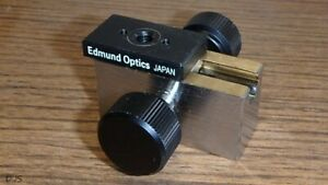 Edmund Optics Rack Pinion Stage Dm139