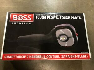 Boss Snow Plows Smart Touch 2 Handheld Control Stb09602