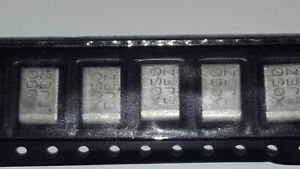 Lot Of 52 Tyco Part Smd050 2 Fuse Smd Poly fuse 1 Amp