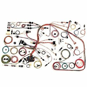 1967 68 69 70 71 1972 Ford Truck American Autowire Wiring Harness Kit 510368