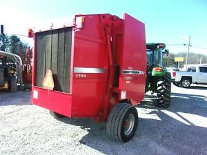 1745 Massey Ferguson Round Baler bale Size 4x5 free 1000 Mile Delivery From Ky