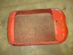 Allis Chalmers C Front Radiator Grill Nice One Antique Tractor