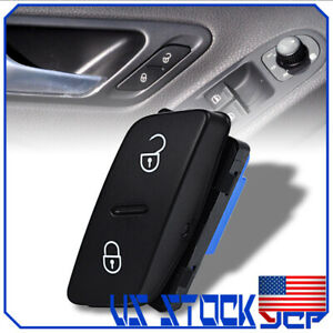 Lhd Door Lock Switch 1k0962125b For Vw Golf Gti Mk5 Tiguan Rabbit Jetta Passat