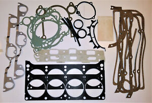 Mccord Engine Gasket Set Fits 77 81 Gm Pontiac Buick Olds 301 307