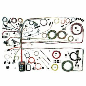 American Autowire 1957 1960 Ford Truck Classic Update Wiring Harness 510651
