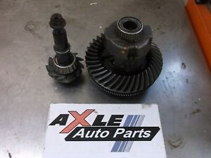 Ford 8 8 31spl G1 Differential Loaded Posi Carrier Mustang 3 55 Gear Ring Pinion
