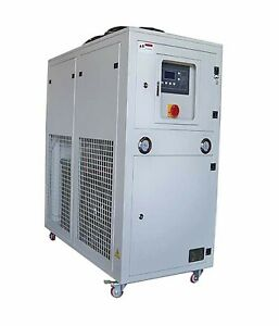 5 Ton Air cooled Industrial Water Chiller Copeland Comp 220v 3ph high Quality