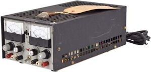 Trygon Electronics Dl40 1 Industrial Dual Laboratory 0 40v 0 1a Power Supply