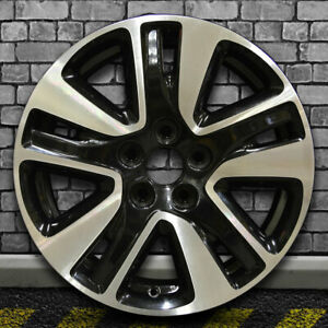 Machined Black Oem Factory Wheel For 2014 2015 Honda Odyssey 18x7