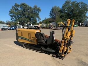 2014 Vermeer D9x13 S3 Directional Drill clean work Ready recent Work Orders