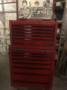 Mac Tools Dale Earnhardt Tool Box
