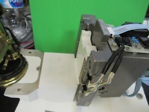 Leica Dmrb Motorized Stage Micrometer Microscope Part Optics As Pictured 58 b 23
