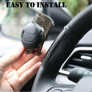 Car Power Steering Wheel Ball Knob Booster Spinner Handle Car Parts Accessories