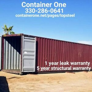 20 And 40 Steel Conex Storage Shipping Containers In Los Angeles Ca