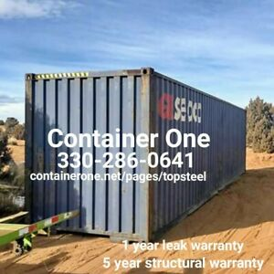 20 And 40 Steel Conex Storage Shipping Containers In Louisville Ky