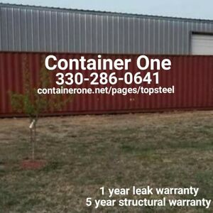 20 And 40 Steel Conex Storage Shipping Containers In Seattle Wa