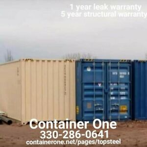 20 And 40 Steel Conex Storage Shipping Containers In Boston Ma
