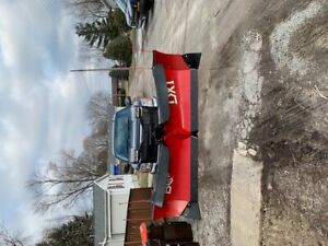 Boss Snow Plow Power V Dxt 9 2 Blade With Wings