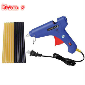 Dent Repair Tools Auto Panel Dent Repair Remover Kits Puller Glue Gun And Sticks
