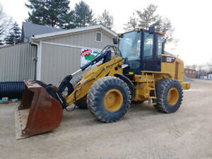 2010 Caterpillar 924h Wheel Loader Cab Heat ac Coupler 5434 Hours