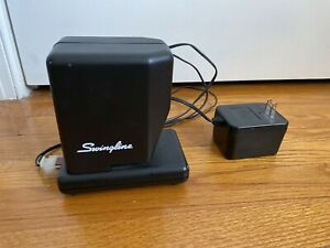 Swingline 690e Automatic Electric Stapler Staples Up To 40 Sheets 5000 Times