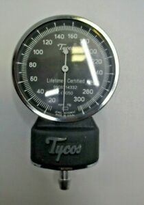 Welch Allyn Tycos Pocket Aneroid Sphygmomanometer Gauge Only