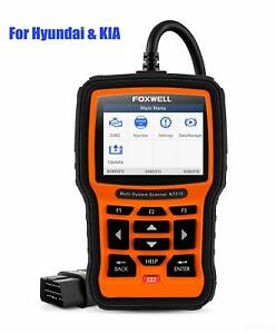 For Hyundai Kia All System Diagnostic Scan Tool Code Reader Abs Airbag Scanner