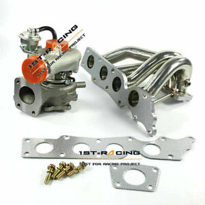 For Mazda Mazdaspeed 3 6 Turbo Exhaust Manifold Header K0422 Turbocharger 2 3l