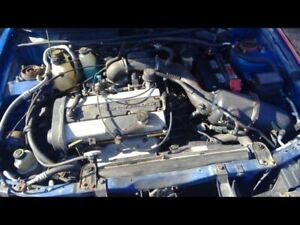 Throttle Body Throttle Valve Assembly Dohc Zx2 Fits 98 03 Escort 2999652