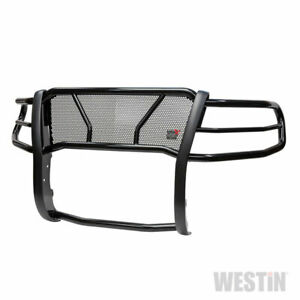 Westin Hdx Hd Grille Brush Guard Black For Chevrolet Suburban Tahoe 2015 2019