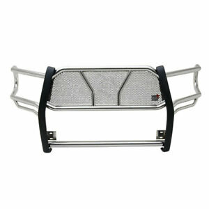 Westin Hdx Hd Grille Brush Guard Ss For Dodge ram 1500 09 19 Std ext crew Cab