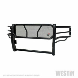 Westin Hdx Hd Grille Brush Guard Black For Ram 2500 3500 2010 2018 Sc Ec Cc Mc