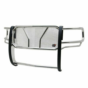 Westin Hdx Hd Grille Brush Guard Ss For Gmc 2500 3500 15 19 Cab chas sc ec cc