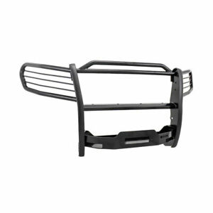 Westin Sportsman Grille Brush Guard Black For Toyota Tacoma 16 20 Ext Crew Cab
