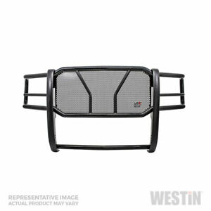 Westin Hdx Grille Brush Guard Black For Toyota Tacoma 2016 2020 Ext Crew Cab