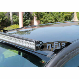 N Fab Led Roof Top Light Bar Mounts W 50 Light Mount For Toyota Tundra 07 20